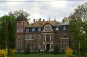 Pałac w Brzeźnicy