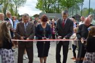 Uroczyste otwarcie świetlicy w Łagowie