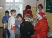 Mikołajki w Szkole Podstawowej w Kosierzu