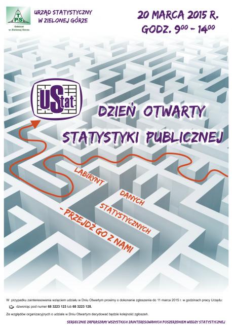 Dzień Otwarty Statystyki Publicznej